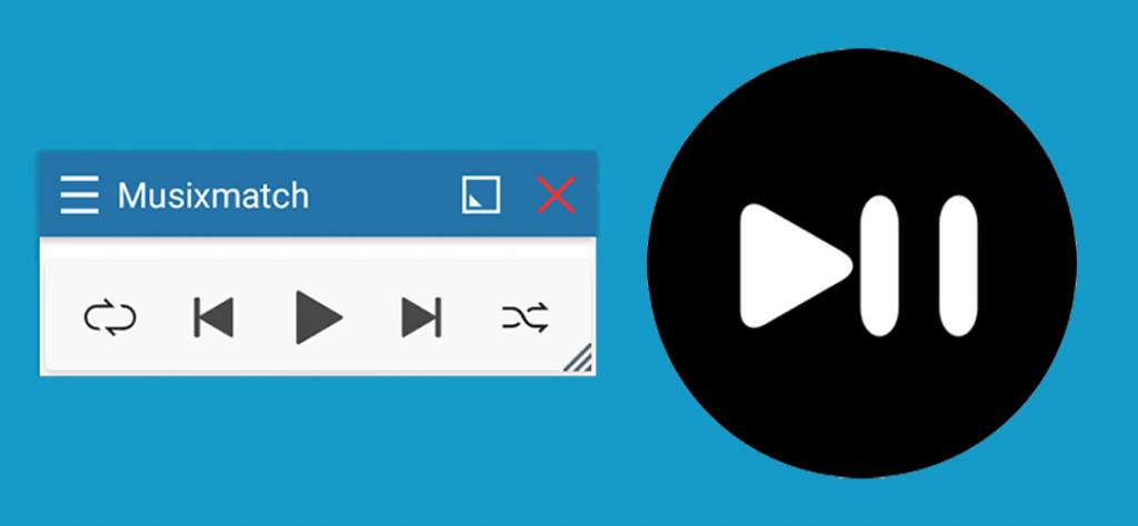 Floating Apps - Custom music player