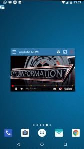 Version 4.6: New YouTube app!